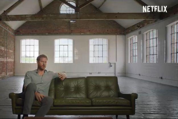 """Le prince Harry lors du documentaire """"Rising Phoenix"""" en 2020."""