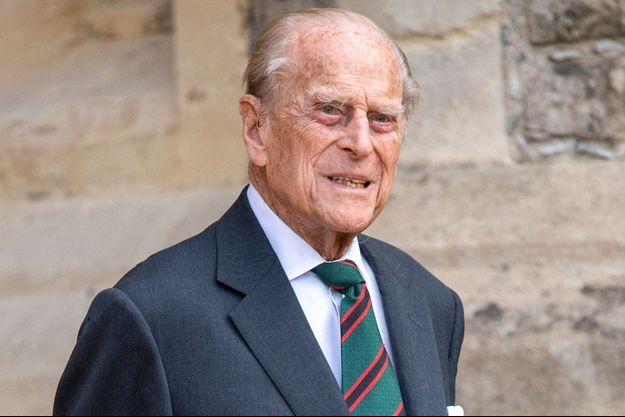 Le prince Philip, ici le 22 juin 2020.