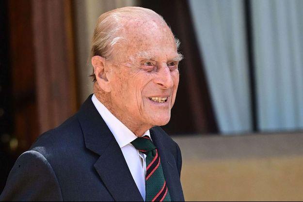 Le prince Philip, le 22 juillet 2020