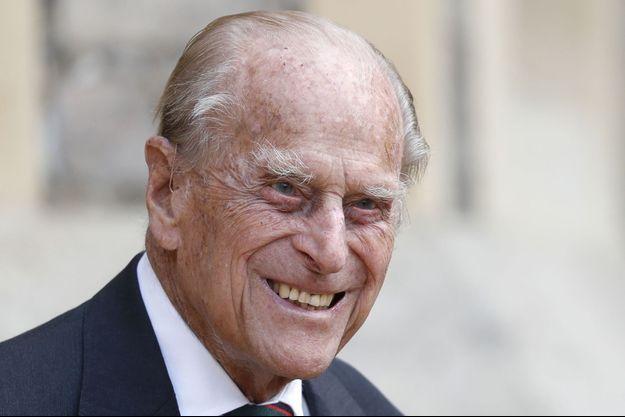 Le prince Philip à Windsor, le 23 juillet 2020