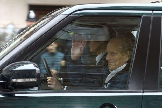 Le prince Philip, 96 ans, est sorti vendredi de l'hôpital.