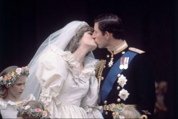 Le 29 juillet 1981, le prince Charles épousait lady Diana Spencer.