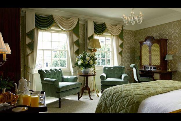 Une chambre du Goring Hotel
