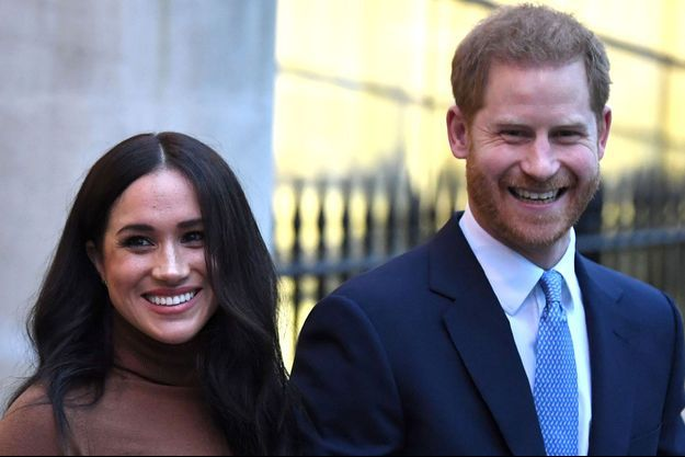 Meghan et Harry de Sussex