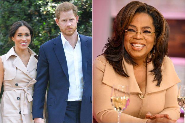 Meghan et Harry ont choisi leur amie Oprah Winfrey pour donner leur première interview depuis leur départ de la monarchie anglaise
