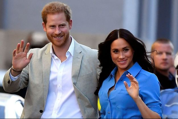 Harry et Meghan de Sussex