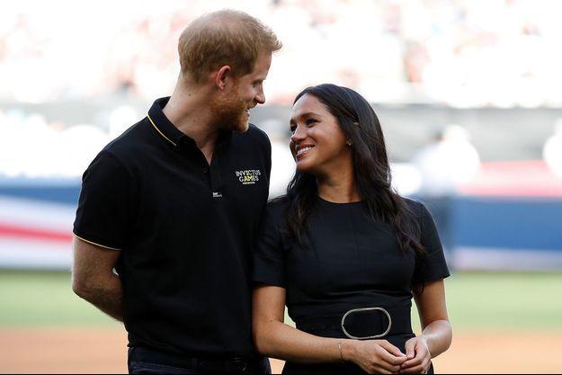Harry et Meghan en juin 2019