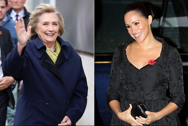 Hillary Clinton et Meghan Markle