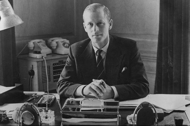 Le prince Philip en 1951.
