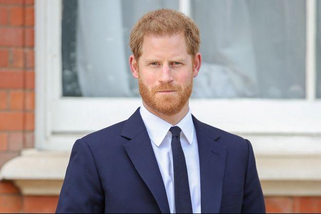Le prince Harry, en juin 2019 à Londres