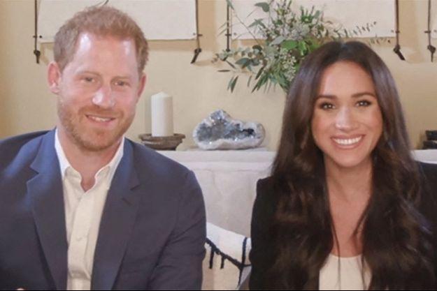Harry et Meghan en octobre 2020