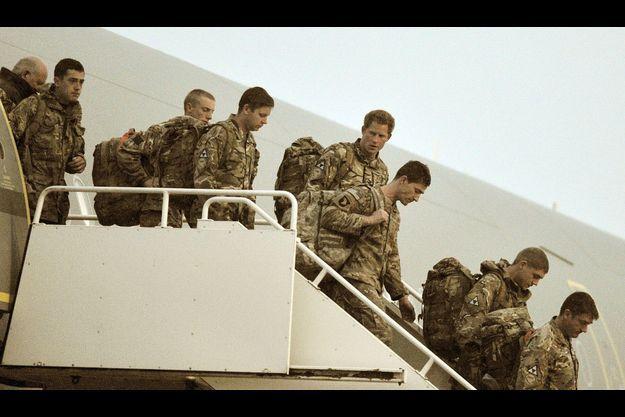 Le prince Harry a terminé sa mission en Afghanistan.
