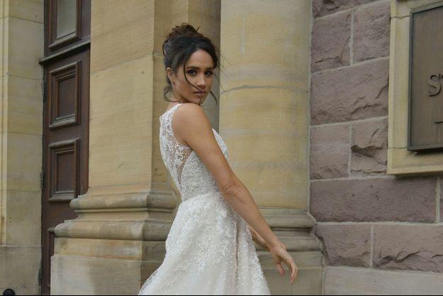 robe mariée meghan markle