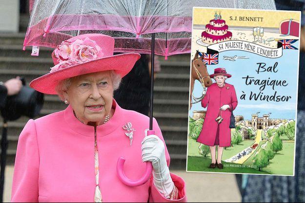 La reine Elizabeth II, le 10 mai 2016