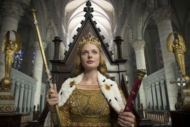 """Rebecca Ferguson dans """"The White Queen"""". Cliché diffusé le 3 décembre 2012"""