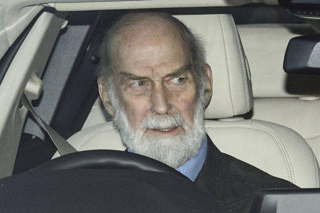 Prince Michael de Kent
