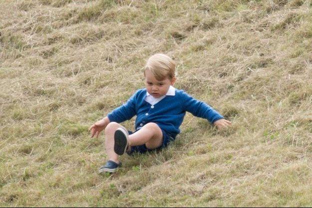 Le prince George en juin dernier.