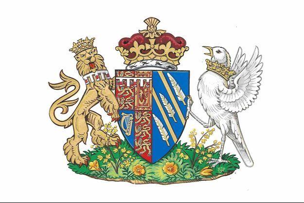 Les armoiries de la première Duchesse de Sussex.