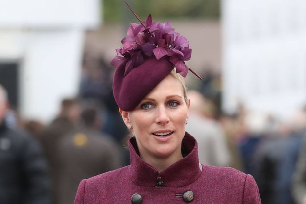 Zara Phillips, le 13 mars 2019