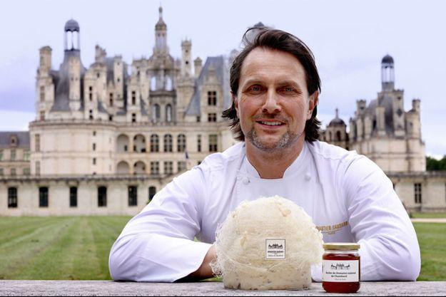 """Le chef pâtissier Sébastien Gaudard vient de créer """"La Ruche""""."""