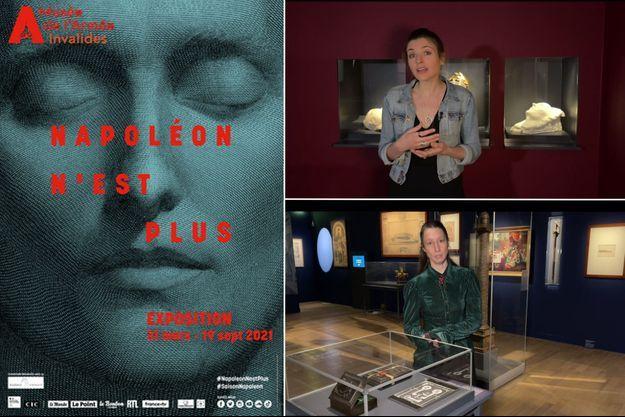 """L'exposition """"Napoléon n'est plus"""" du Musée de l'Armée est proposée en visite virtuelle"""