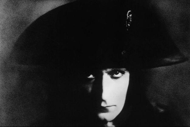 Albert Dieudonné dans «Napoléon vu par Abel Gance», en 1927