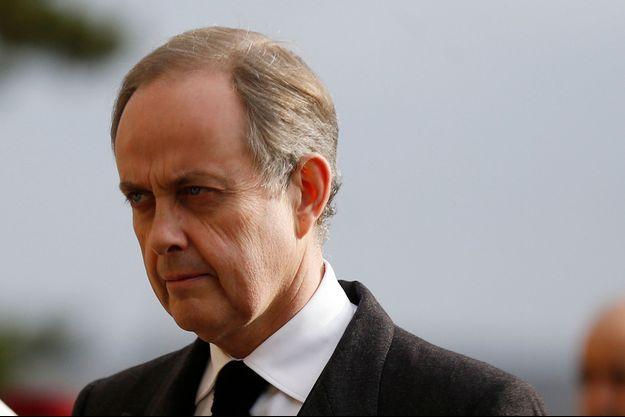 Le prince Jean d'Orléans, nouveau comte de Paris, à Dreux le 2 février 2019