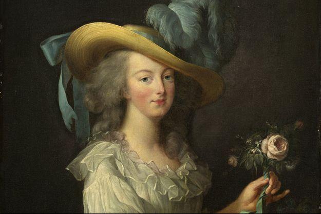 Portrait de la reine Marie-Antoinette, après 1783 (collection privée)