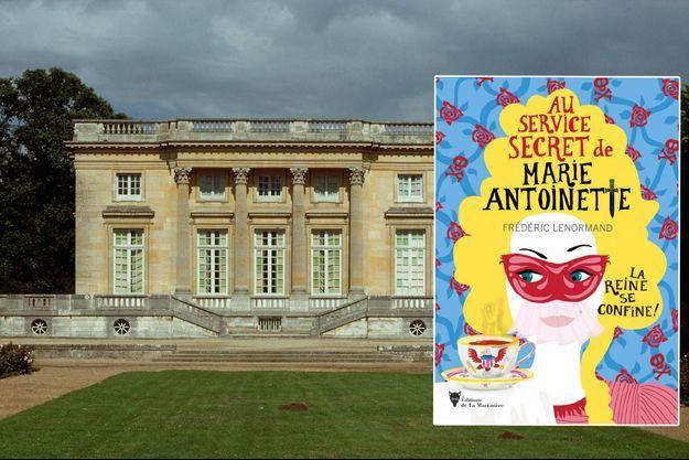Le Petit Trianon à Versailles en 2002
