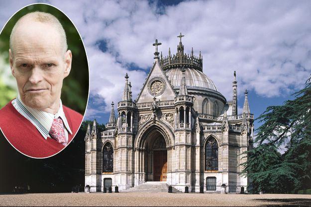 Le prince François de France (ici en 2016) sera inhumé dans la chapelle Saint-Louis de Dreux