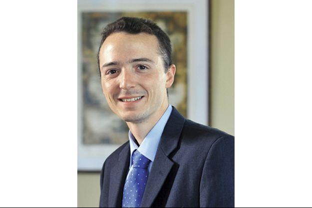 Grégoire Leclercq, Président de la Fédération des autoentrepreneurs (Fedae).