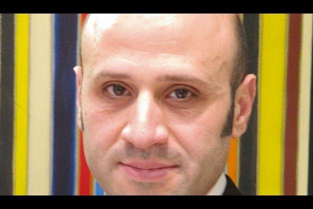Elias Abou Haidar.
