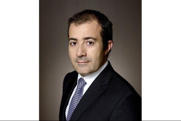 Patrick Ganansia, dirigeant de Herez (gestion de patrimoine).