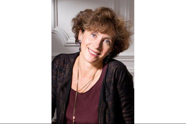 Pascale Micoleau-Marcel, déléguée générale de l'Institut pour l'éducation financière du public (IEFP).