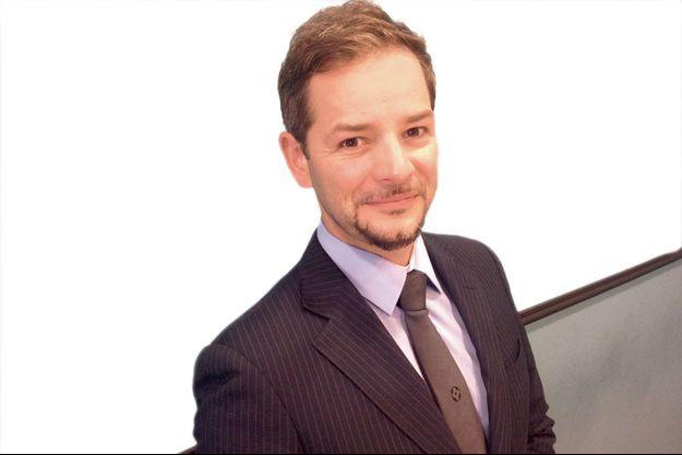 Mathieu Mars, conseiller à l'Institut du patrimoine.