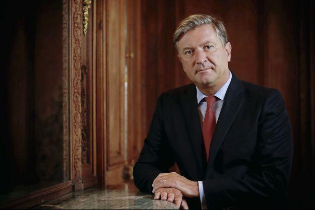 Gilles Ulrich, président du directoire du Conservateur.