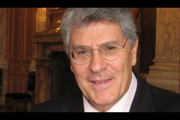 Jacques Benhamou.