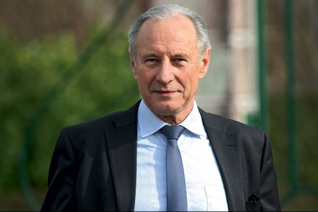 Jean Perrin, Président de l'Union nationale de la propriété immobilière (Unpi).