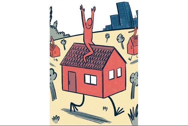 Hausse des prix de l'immobilier : la revanche des territoires