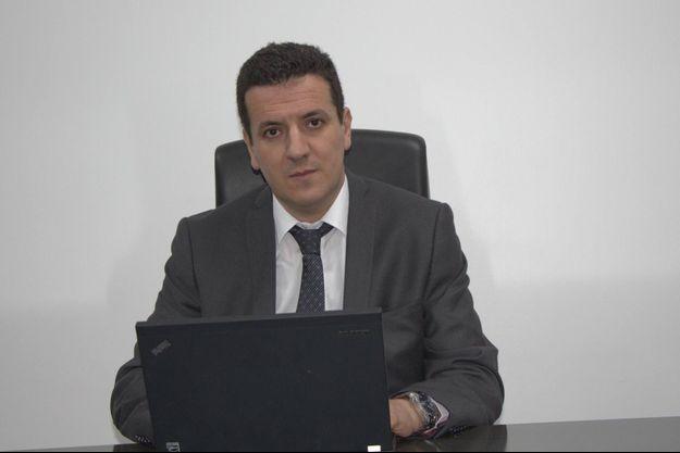 Djamel Aouali, expert ferroviaire et ex-lauréat du Village de l'Emploi
