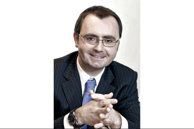 Mathieu Le Tacon, avocat.