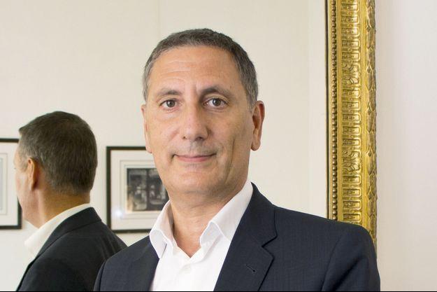 Meyer Azogui, président de Cyrus Conseil
