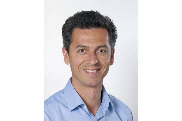 Franck Bourneix, Directeur de l'agence L'Adresse à Saint-Jean-de-Monts.
