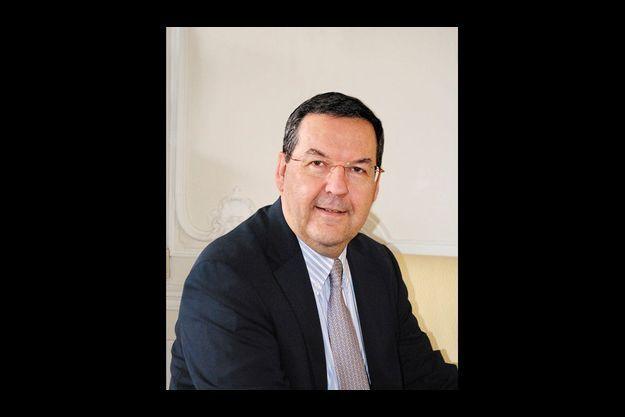 Christophe Zeller, directeur de Viageo