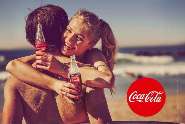 Coca-Cola va faire voyager les Français.