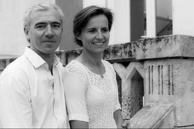 Jean-Marc et Muriel.