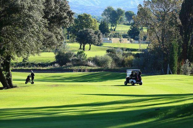 Le golf écologique de Manville.