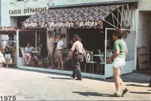 La Martinière en 1975
