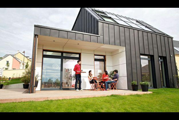 La maison prototype Velux