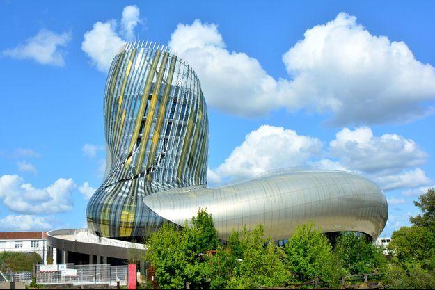 La Cité du vin de Bordeaux a été inaugurée mardi.